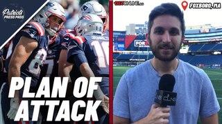 Patriots Plan Of Attack Vs Cowboys Defense