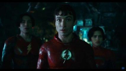 The Flash (Flashpoint) Movie Teaser | DC Fandome 2021