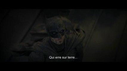 The Batman - Bande-annonce officielle (VOST) avec Robert Pattinson