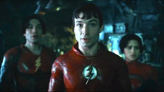 The Flash movie teaser trailer (Warner Bros)