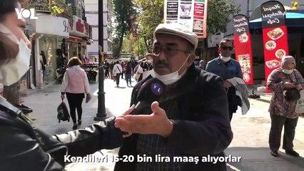 """Emekli vatandaşın """"84 liralık zam"""" isyanı: Erdoğan'ın tek bildiği 'Bay Kemal'; sen benimle uğraş, karnım aç karnım"""