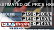 Panibagong big time oil price hike, ipatutupad sa papasok na linggo