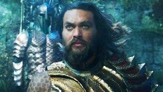 Aquaman and the Lost Kingdom behind the scenes teaser (Warner Bros)
