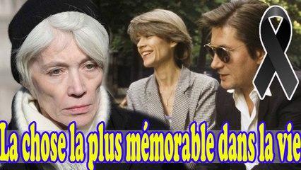Françoise Hardy se m.e.u.r.t : Ce qui lui manque le plus dans sa vie de couple