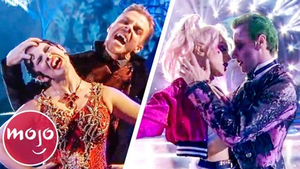 Top 10 Dancing with the Stars Halloween & Villains Night Performances