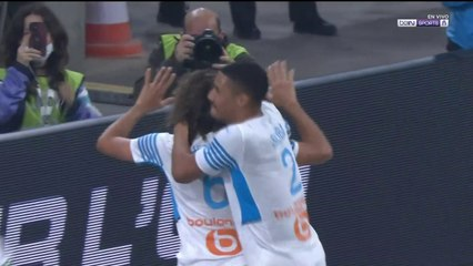 Marsella 2-1 Lorient: Gol de Matteo Guendozi