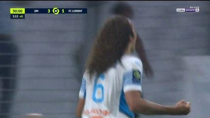 Marsella 4-1 Lorient: Doblete de Matteo Guendouzi