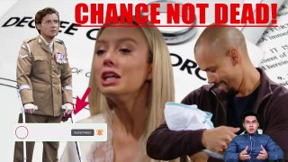 CBS Y&R Spoilers Chance is alive and back in Genoa, suspecting Devon and Abby of having an affair