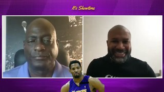 Derek Fisher | Showtime With Coop Podcast