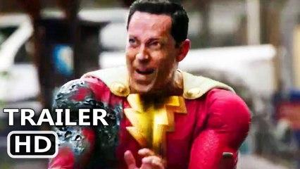 SHAZAM 2 FURY OF THE GODS Trailer Teaser (2023)