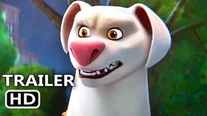 DC LEAGUE OF SUPER-PETS Trailer (2022)