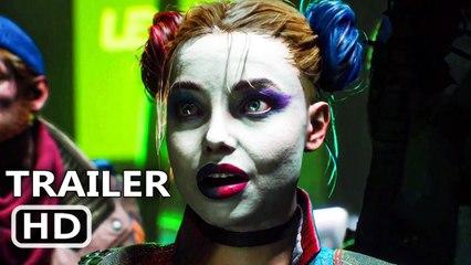 SUICIDE SQUAD- KILL THE JUSTICE LEAGUE Trailer 2 (2022)