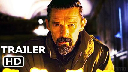 ZEROS AND ONES Trailer (2021) Ethan Hawke