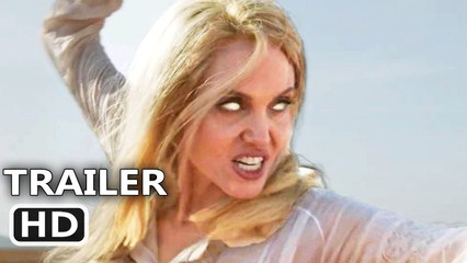 """ETERNALS """"Thena is Angry"""" Trailer (NEW 2021)"""