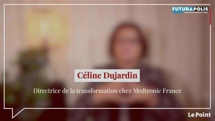Céline Dujardin : « Medtronic vise la neutralité carbone à horizon 2030 »