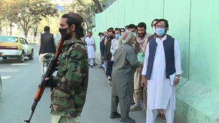 الحكومة الأفغانية المؤقتة تستأنف إصدار جوازات سفر ضمن خطة مسبقة
