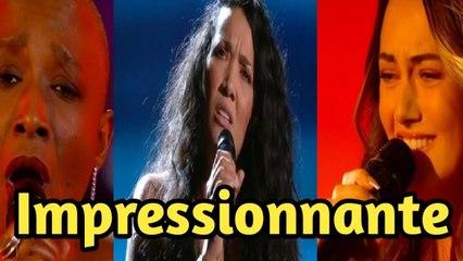 The Voice: Deuxième poule : Amalya  a remporté le plus de votes et est qualifiée pour la finale.