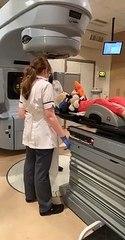 Radiotherapy video
