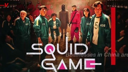 Businesses In China Thrive Selling 'Squid Game' Merch, While Netflix Remains Unavailable in the Country