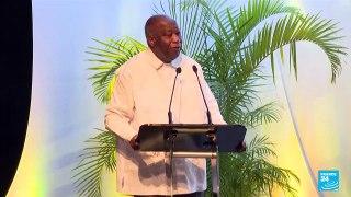 L'ex-président ivoirien Laurent Gbagbo lance un nouveau parti