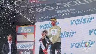 Il Giro di Sicilia presented by EOLO 2021 | Best Maglia Verde Pistacchio