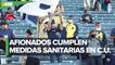 Pumas le dio una cálida bienvenida a su afición en victoria sobre Juárez