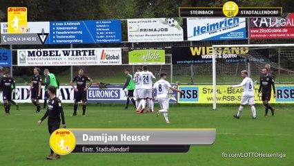 Hessenliga-Torshow 13. Spieltag Gruppe A