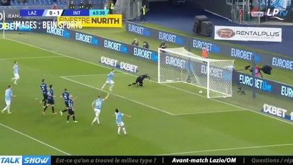 Talk Show du 18/10, partie 3 : avant-match Lazio/OM