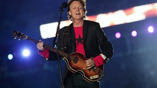 Sir Paul McCartney reveals he was influenced by William Shakespeare