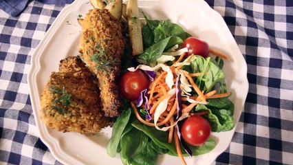 Take a Chance Making This Southern Style Buttermilk Ranch Baked Chicken