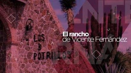 Conoce el Rancho de Vicente Fernández.| ActitudFem