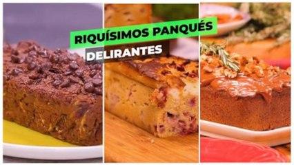 Riquísimos panqués delirantes.| Cocina Delirante