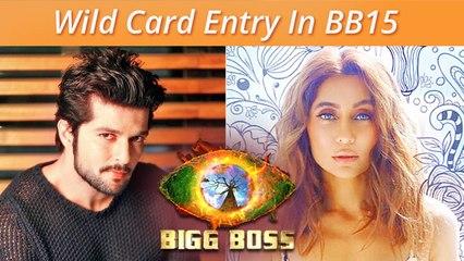 बिग बॉस 15 के घर में अनुषा दांडेकर और राकेश बापट की पहली वाइल्ड कार्ड एंट्री