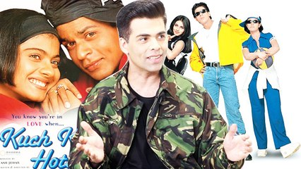 Karan Johar Agrees That 'Kuch Kuch Hota Hai' Is Silly, Problematic And Sexist
