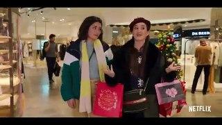 Bande-annonce de Christmas Flow, la série de Noël de Netflix (VF)