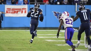 Derrick Henry Is Built Different: Unchecked