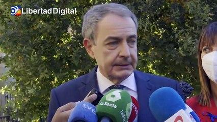 """Zapatero sobre el de ETA: """"No hay que olvidar, sólo olvidaría el odio"""""""