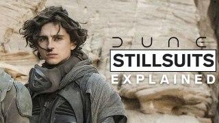Dune Costume Designers Break Down Dune's Stillsuits