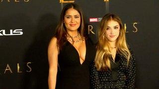 Marvel's Eternals with Salma Hayek and Angelina Jolie | World Premiere