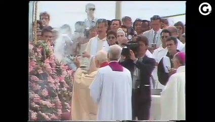 30 anos visita do Papa: Depoimento Abdo Chequer