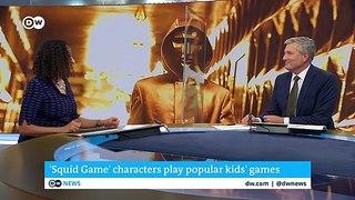 Netflix's 'Squid Game' inspires copycat violence in kids _ DW News
