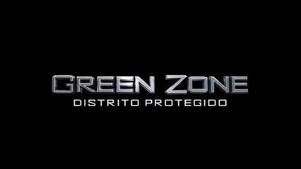 GREEN ZONE: Distrito protegido (2010) Trailer - SPANISH