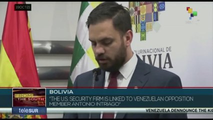 Bolivia: Investigation reveals assassination attempt against President Luis Arce
