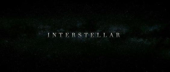 INTERSTELLAR (2014) Trailer - SPANISH