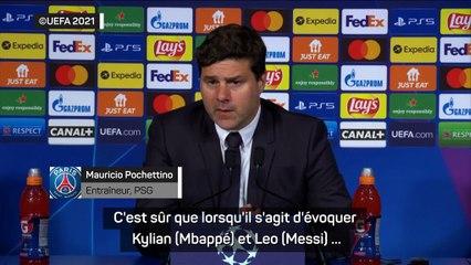 Mauricio Pochettino évoque son duo Messi-Mbappé