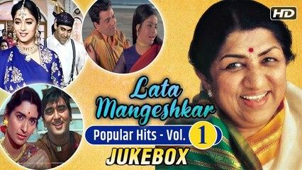 Lata Mangeshkar Popular Hits VOL-1 Lata Didi Hit Songs Didi Tera Devar Deewana Jukebox