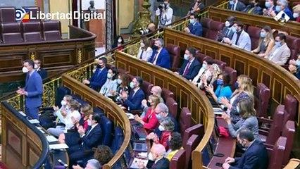 Nuevo rifirrafe entre Casado y Sánchez en el Congreso