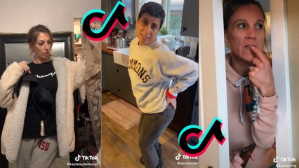 Funny parents doing impressions of their Kids! Tiktok Compilation!