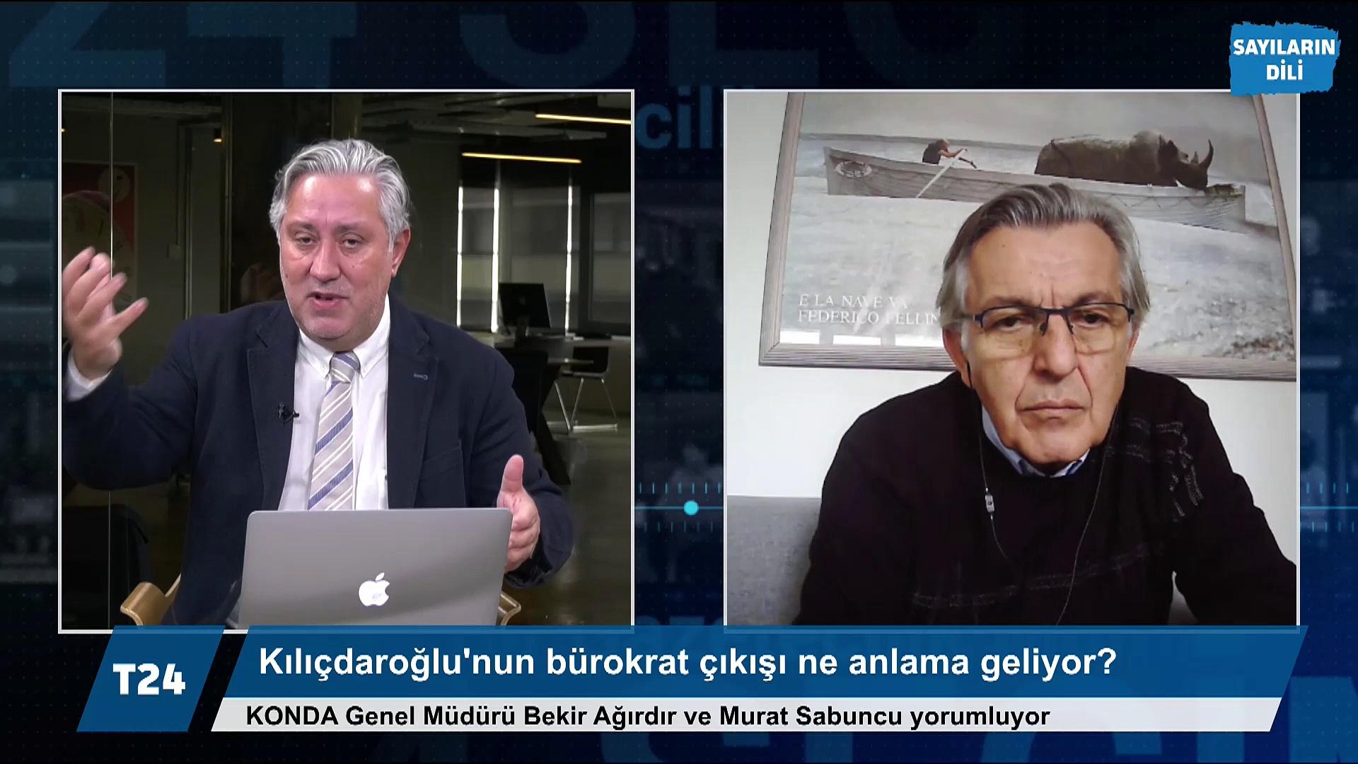 KONDA Genel Müdürü Bekir Ağırdır: Lider-aday tartışması üzerinden yapılan siyaset hâlâ Erdoğan'a kazandırabilir; toplum artık yeni bir iddia duymak istiyor
