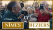 C'était Nîmes et Béziers !
